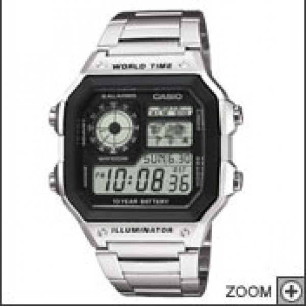 CASIO AE-1200WHD-1AVEF DIGITAL WATCH