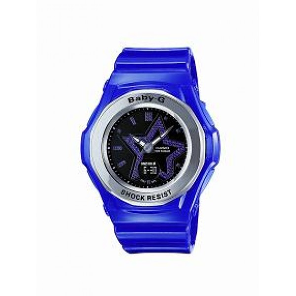 CASIO BG-103-6BDR BABY G WATCH