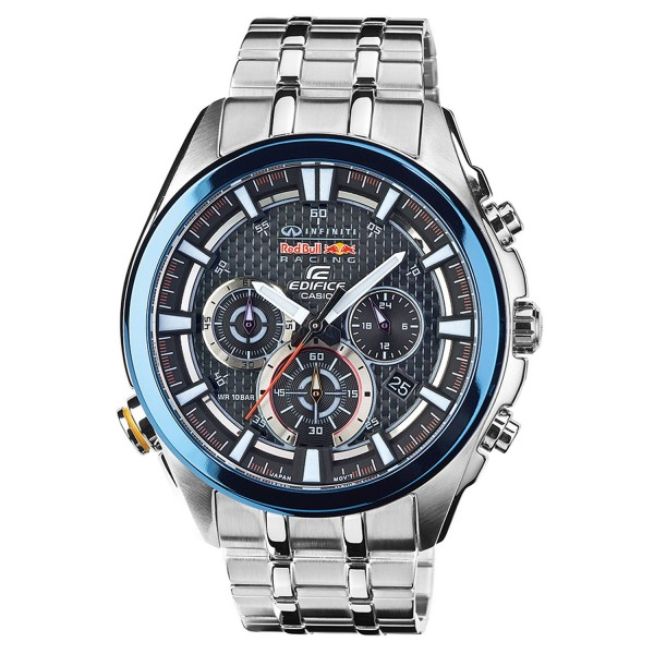 CASIO EFR-537RB-1AER EDIFICE RED BULL RACING