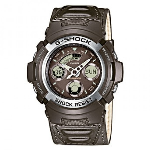 CASIO AW-590BL-5AER G-SHOCK WATCH