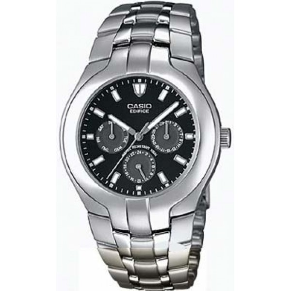 CASIO EF-304D-1AVEF EDIFICE MUILT DIAL WATCH