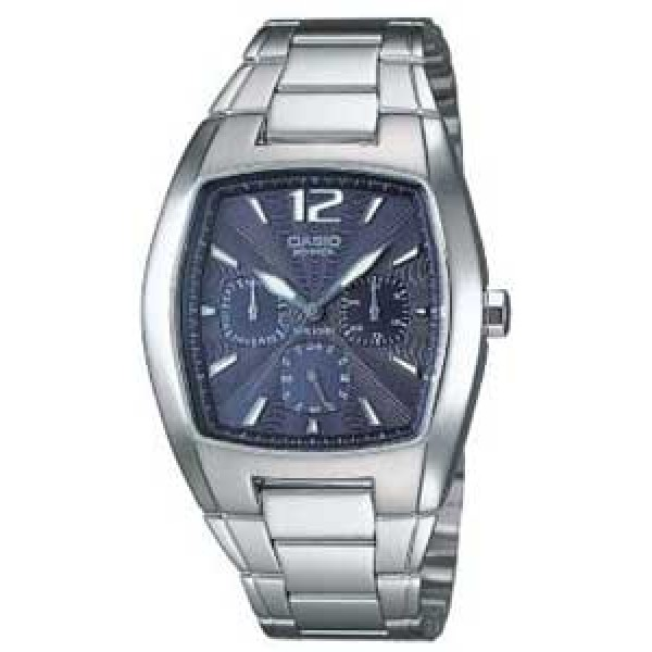 CASIO EF-306D-2AVEF EDIFICE MULTI DIAL WATCH