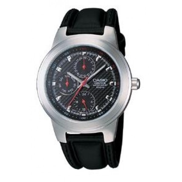CASIO EF-308L-1AVEF  EDIFICE MULTI DIAL WATCH