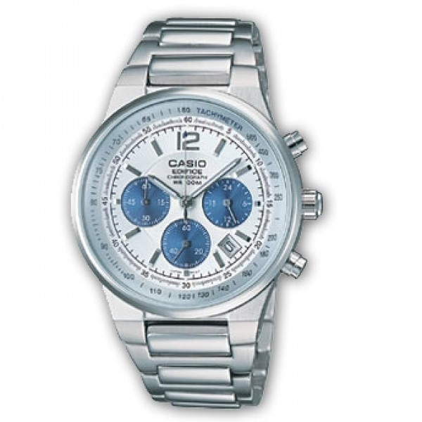 CASIO EF-500D-7AVEF EDIFICE CHRONOGRAPH WATCH