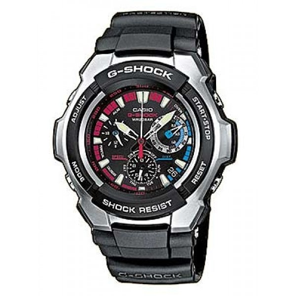 CASIO G-1010-1AER G-SHOCK COCKPIT WATCH