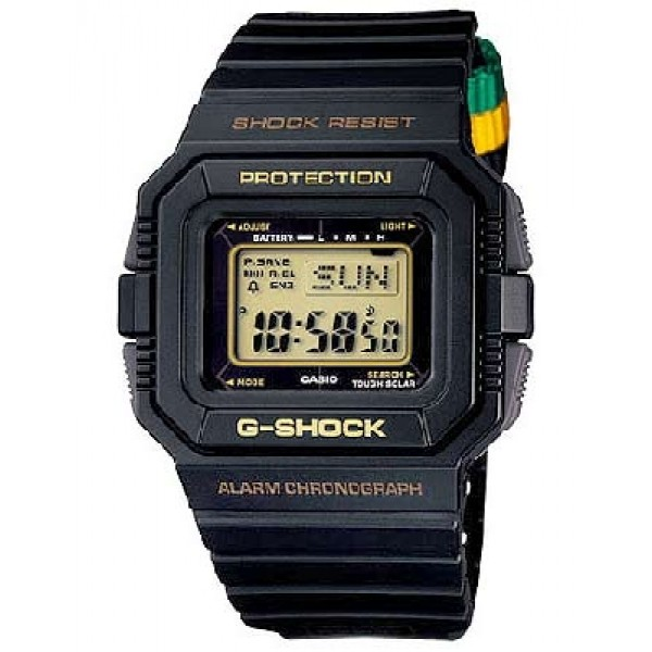 CASIO G-5500R-1DR G-SHOCK WATCH