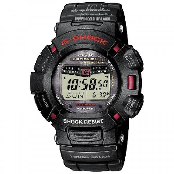 CASIO GW-9010-1ER RADIO CONTROLLED G SHOCK WATCH