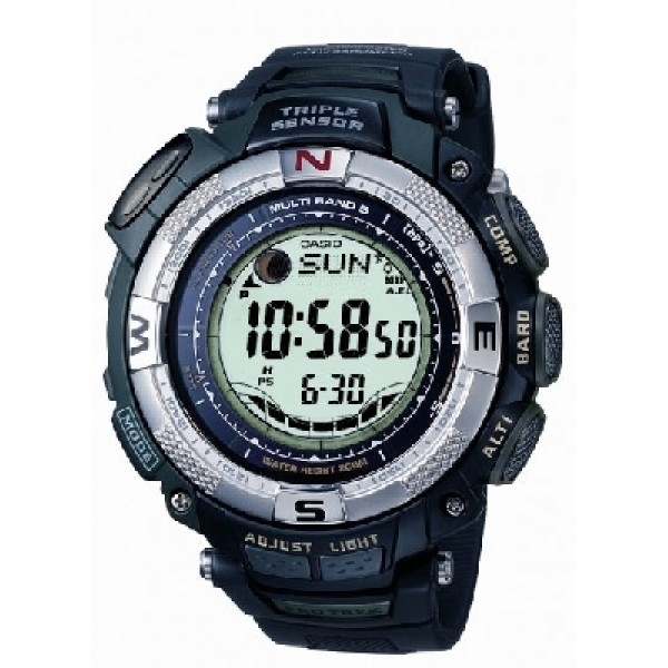 CASIO PRW-1500-1VER PRO-TREK WATCH
