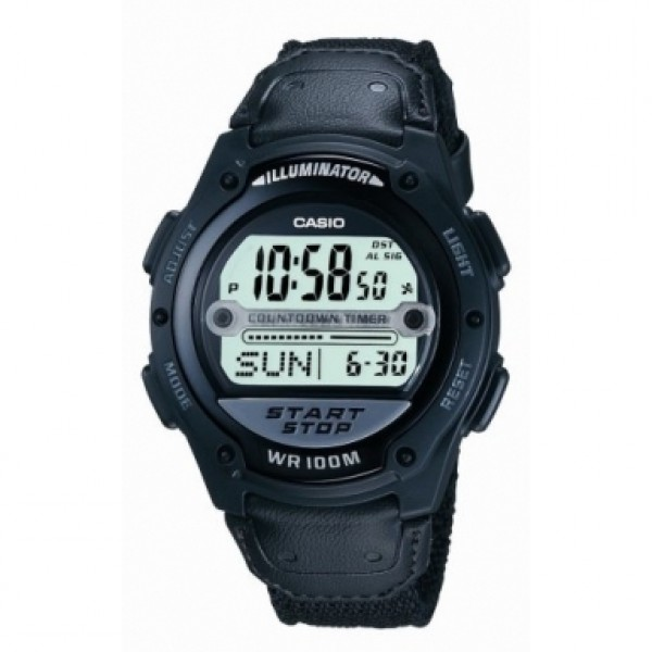 CASIO W-756B-1AVEF SPORT SERIES WATCH