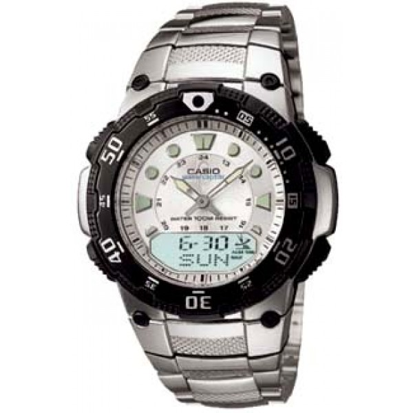 CASIO WVA-107HDU-7AVER WAVE-CEPTOR WATCH