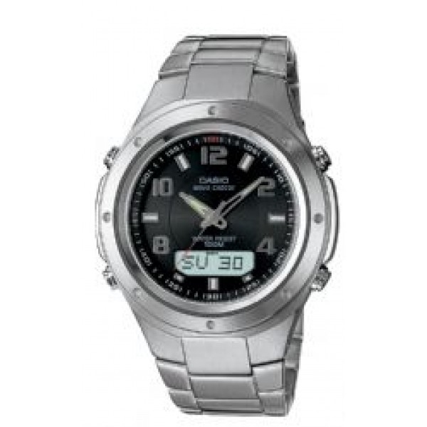 CASIO WVA-230DE-1AVER WAVE-CEPTOR WATCH