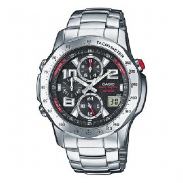 CASIO WVQ-550DE-1AVER WAVE-CEPTOR WATCH