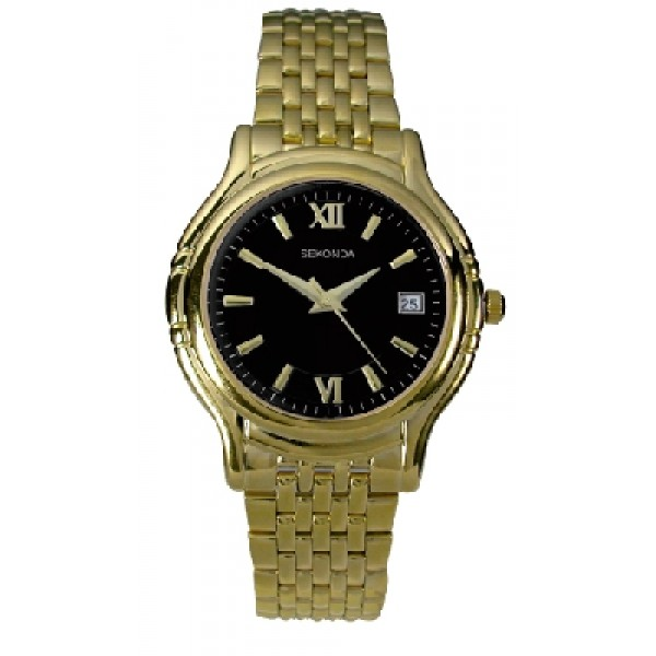 SEKONDA 3155.27 GENTS DATE WATCH